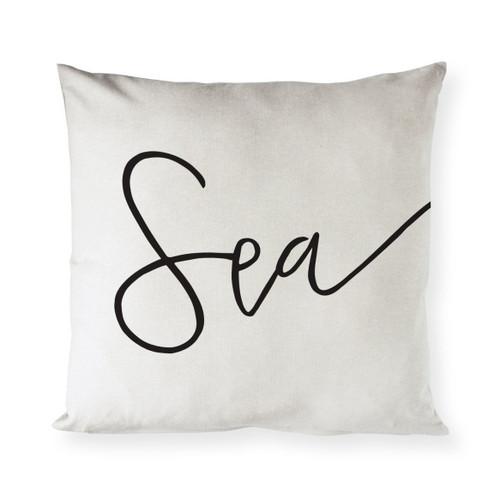 Sea Pillow Cover