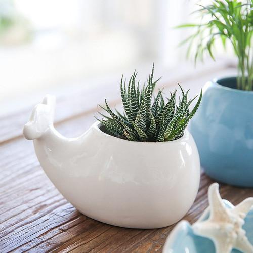 1 Piece Decorative Plant Pots Ceramic Vase