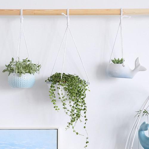 1 Piece Vase Decoration Home Hanging Pots