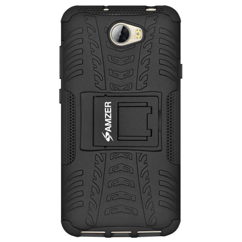 AMZER Hybrid Shockproof Cover Warrior Case for Huawei Y5II -