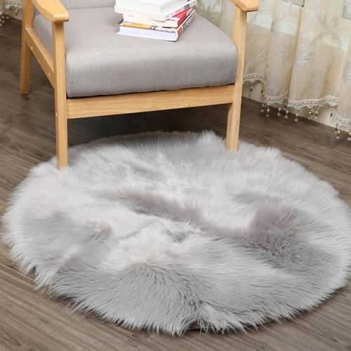 Artificial Sheepskin Rug Soft Artificial