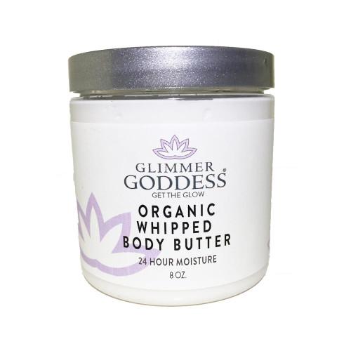 Organic Whipped Shea Body Butter