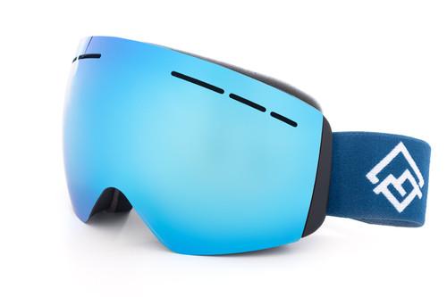 Alpink Ski Goggles - Ice Blue