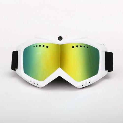 1080P HD Camera with Ski Sunglass Goggles