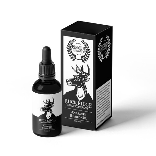 Buck Ridge Anarchy Premium Beard Oil