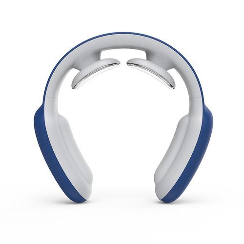 Smart Electric Neck & Shoulder Massager -Blue