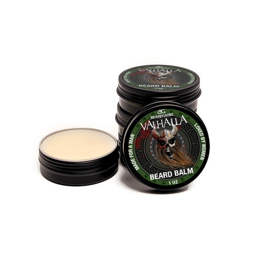 Beard Gains - Valhalla Viking Beard Balm Conditioner