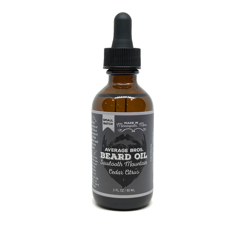 Sawtooth Mountain Cedar Citrus - Beard Oil
