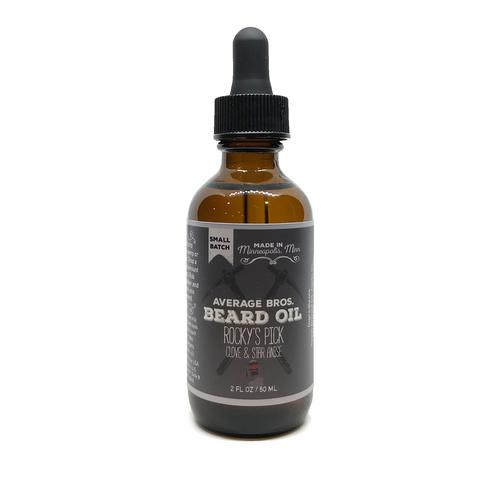 Rocky's Pick -  Beard Oil