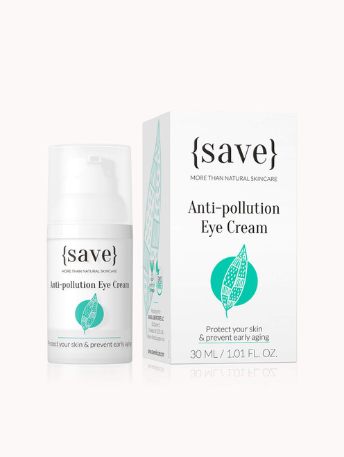 Anti-pollution Eye Cream