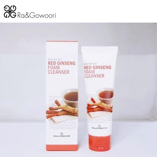 Beauty Red Ginseng Cleansing Foam 120ml x 3pc Pack