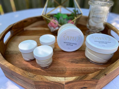 Berry Clean Organic Whipped Shea Butter
