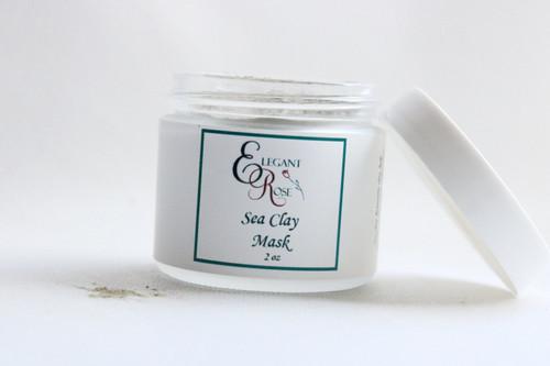 Sea Clay Facial Mask - 100% Natural Skin Care