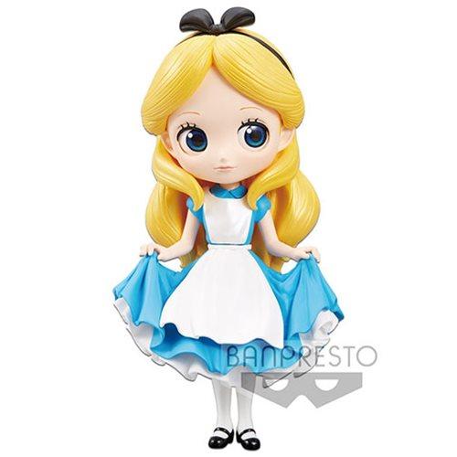 Banpresto Disney Alice Q Posket Statue