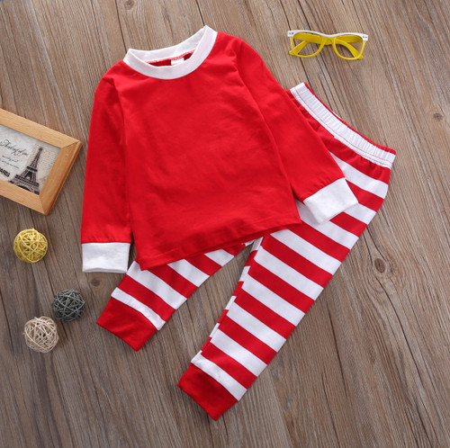 3 Styles Family Matching Christmas Pajama Outfits