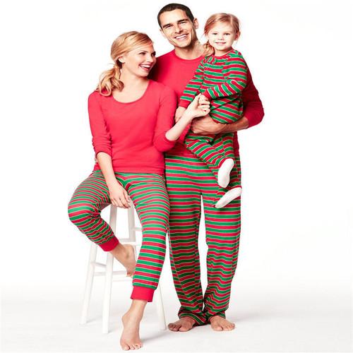 Christmas Family Matching Outfits Pajamas