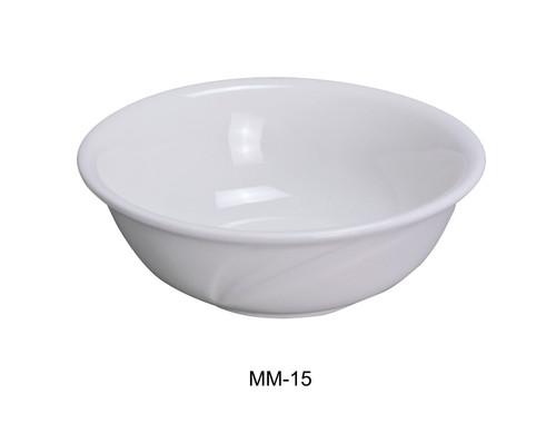 """Yanco MM-15 Miami 6"""" Nappie Bowl"""