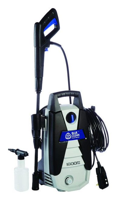 AR Blue Clean 1600 psi Electric 1.4 gpm Pressure Washer