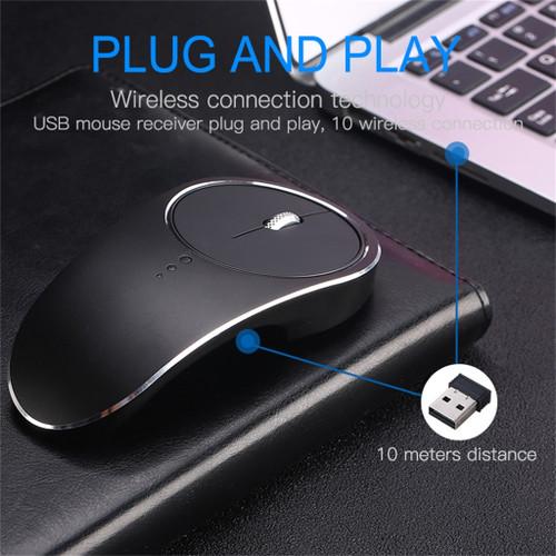 1600 DPI USB Optical Wireless Computer Mouse