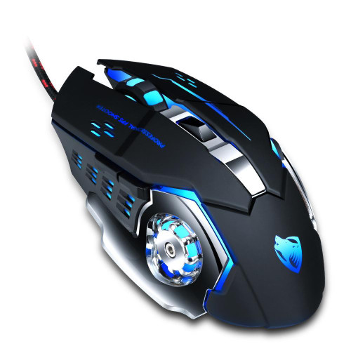 Mechanical Game Wired Mouse