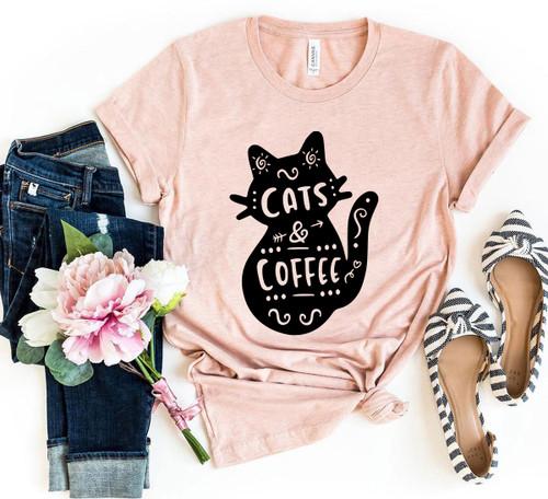 Cat & Coffee Shirt