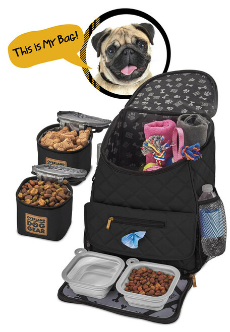 Mobile Dog Gear Weekender Backpack