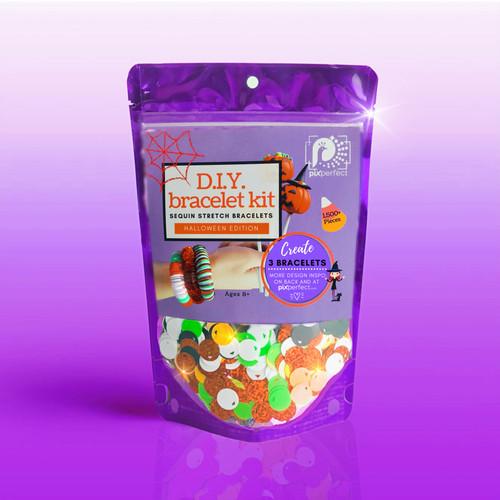 DIY Bracelet Kit - Halloween Edition