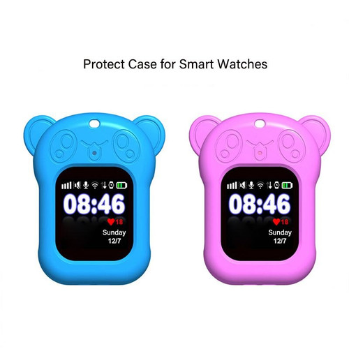 Silicone Children's Smart Watch