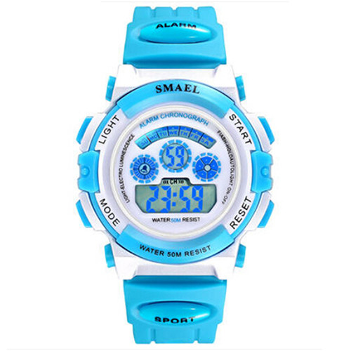 Children Watches for Girls Digital LCD