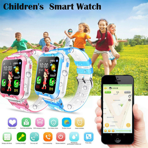 High Quality E7 Kids GPS Smart Watch