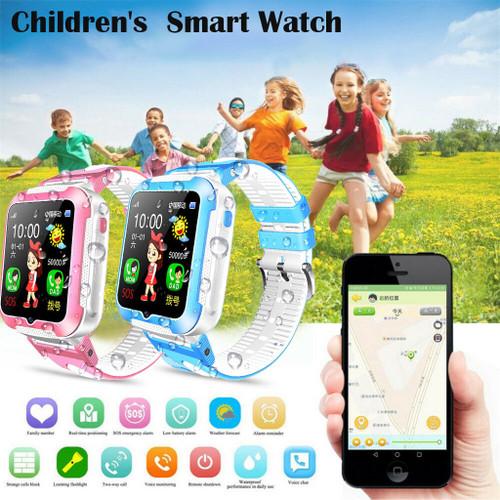 High Quality E7 Kids GPS Smart Watch