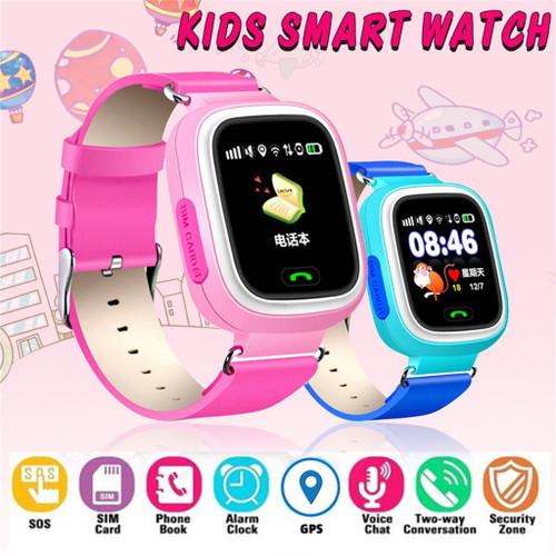 Wearable Devices Kids Smart Watch Q90