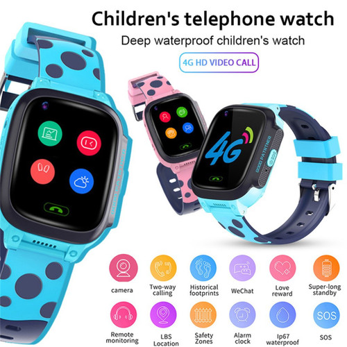 Smartwatch Y95 Kids 4G Wifi GPS