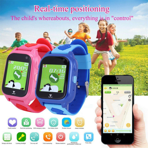 Smartwatch Kids Locator Smart Watch