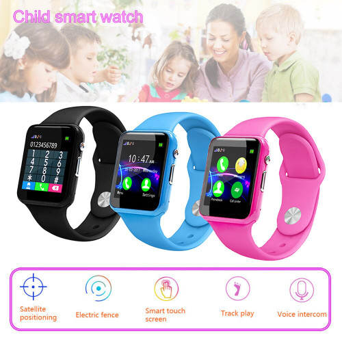 Kid's Smart Watch GPS Tracker IP67 Waterproof