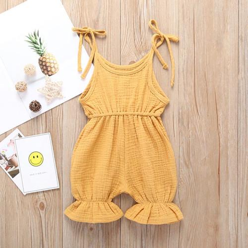 Cotton Baby Romper