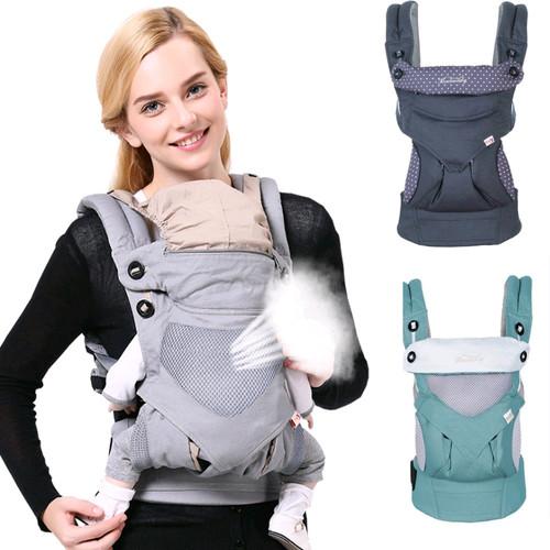 Ergonomic Baby Carrier Backpack