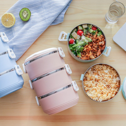 Thermal Stainless Steel Lunch Box