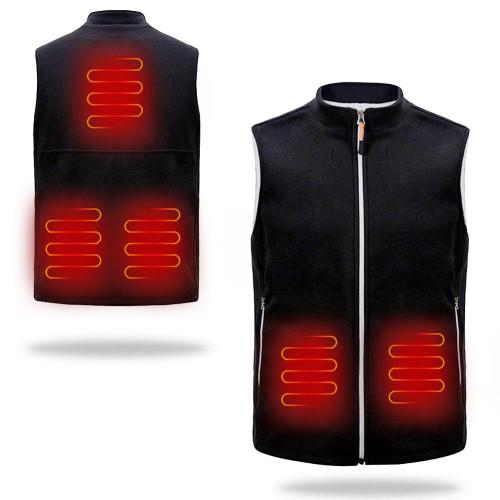 Heating Vest Washable USB Charging 3 Speed