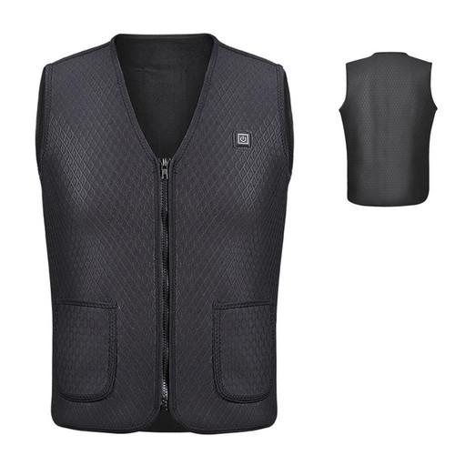 Electric USB Heated Pad Warm Vest Men/Women
