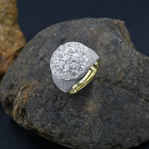 Angelic 925 silver ring
