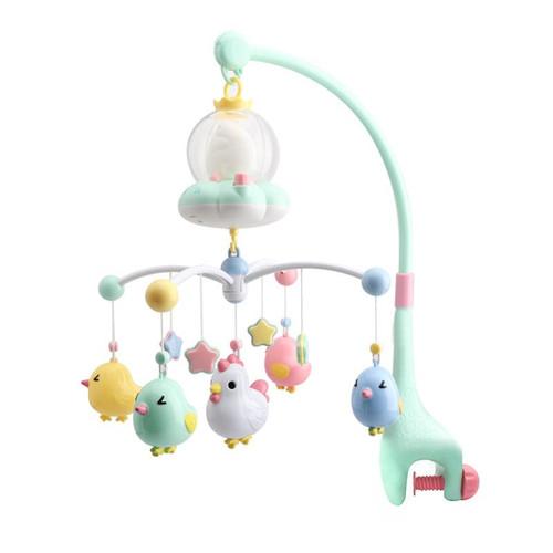 Baby Bedside Bell w/Light