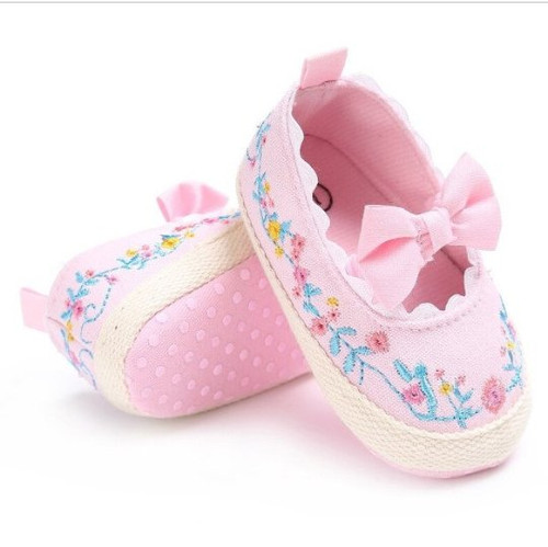 Baby GIrls Mary Janes First Shoes