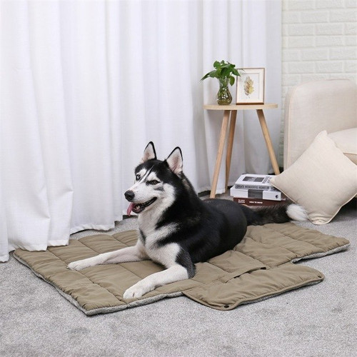 Pet Dog Beds for Dogs Cat Mats Soft Portable