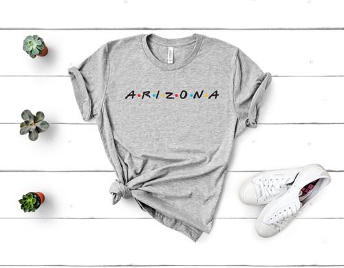 Arizona Friends Tee
