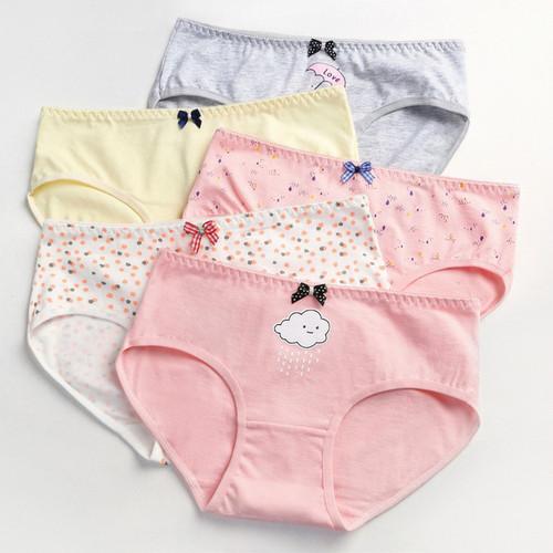 Panties for women cotton underwear sexy design