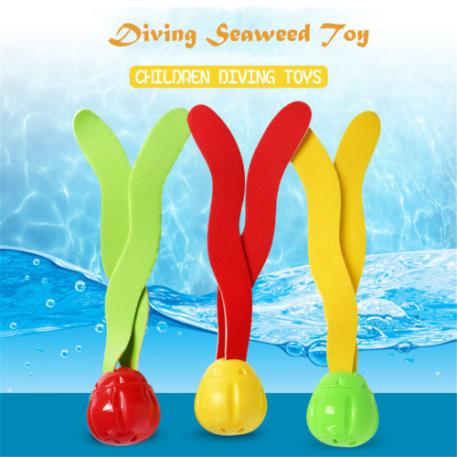 3pc Diving Underwater Swimming Colorful Pool Sink Toys