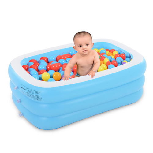 Float Large Inflatable Swimming Pool Center Lounge