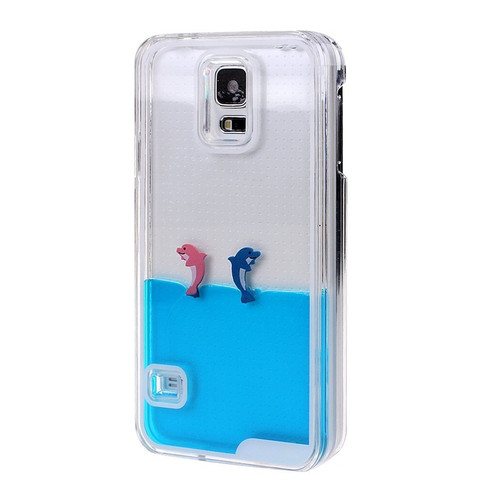 Swimming Dolphin Case for Samsung