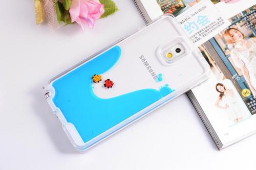 Swimming Fish Samsung Cases